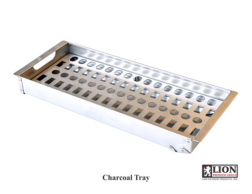 Lion Drop-In Charcoal Tray L109673