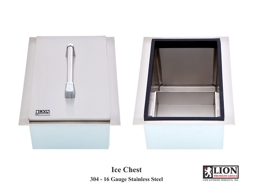 Lion Ice Chest Drop-in Cooler – L-5312