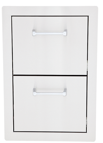 Lion Double Drawers Unit – L2374