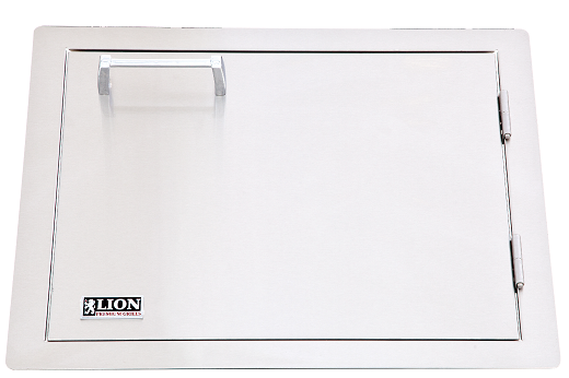 Lion 22″ Horizontal Single Door With Towel Rack –  L2219
