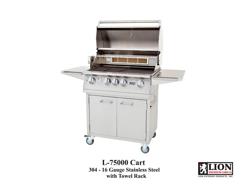 Lion 32″ Grill Cart – 53621