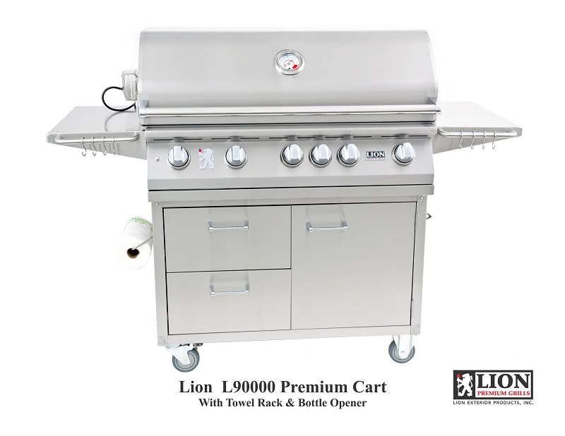 Lion 40″ Grill Cart – 53861